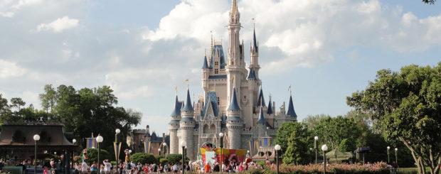 Walt Disney's Magic Kingdom - Cinderella's Castle - Orlando