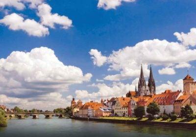Legendary Danube with AMA Waterways - Regensburg, Germany
