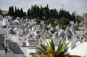 Trulli Houses and Hotels Puglia Italy
