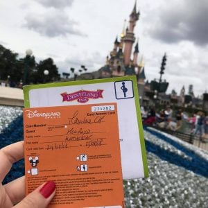 France holiday - Expectant Mother Fastpass - Disneyland Paris