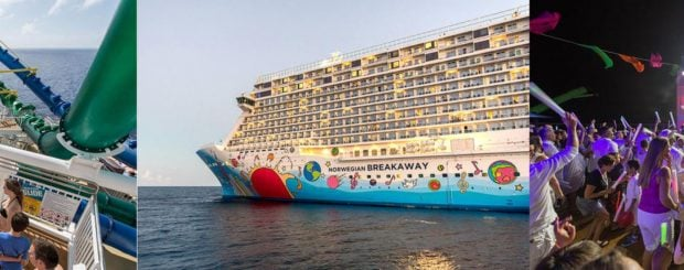 Norwegian Cruise Line Blog Post