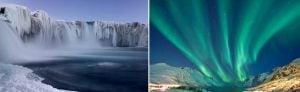 Northern Iceland - Waterfalls - Northern Lights - Strawberry Holidays Blog