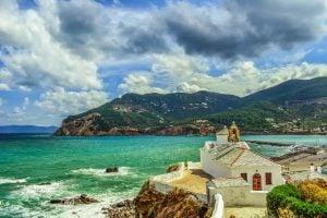Skopelos Mamma Mia Locations - Strawberry Holidays Blog