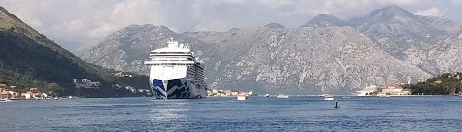 Kotor Montenegro Sky Princess Shakedown Cruise October 2019