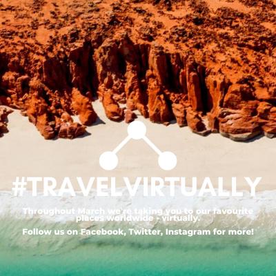 Travel Virtually to Western Australia with Strawberry Holidays