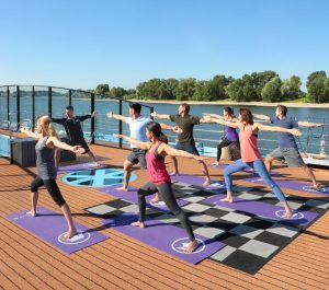 Wellbeing Breaks - Travel in 2021 - Yoga on AMAWaterways - Strawberry Holidays