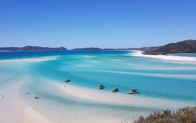 Queensland Great Barrier Reef Australia Strawberry Holidays 400X250