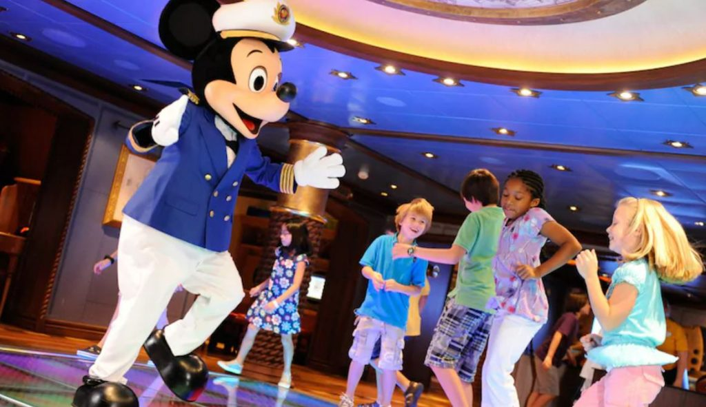 Dress Codes onboard Disney Cruise Line - Strawberry Holidays